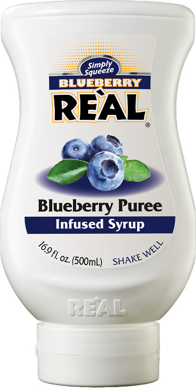 REAL BLUEBERRY PUREE-400